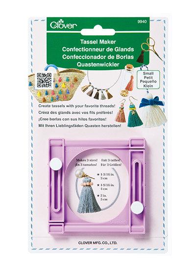 Clover Tassel Maker - Small - 9940