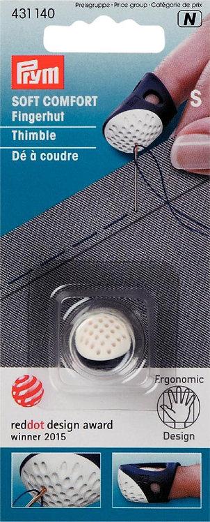 PRYM Soft Comfort Fingerhut Thimble - Small- 431140
