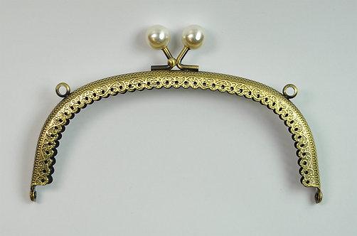 Metal Frame for Purse 15.5 cm