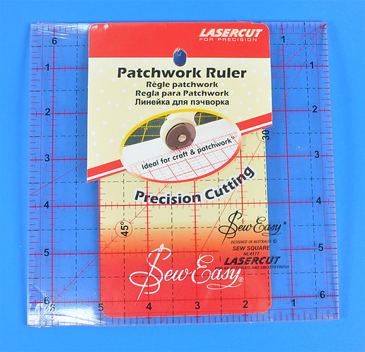 SewEasy Patchwork Ruler NL4177