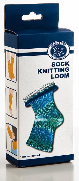 Classic Knit Sock Knitting Loom