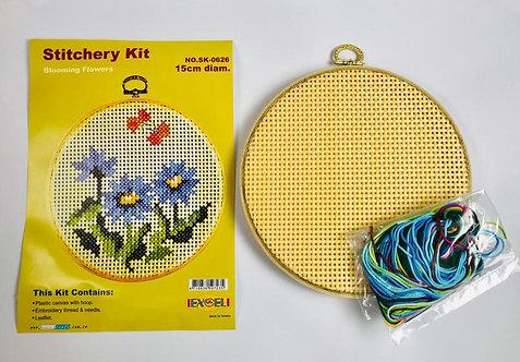 Stitchery Kit - 6-inch (15 cm) diameter (SK906)