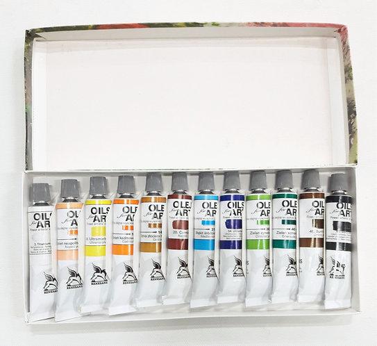 Fine Oil Colors -RENKOMPL