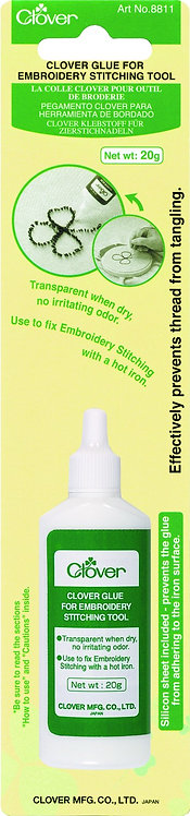 Clover Glue for Embroidery Stitching Tool - 8811