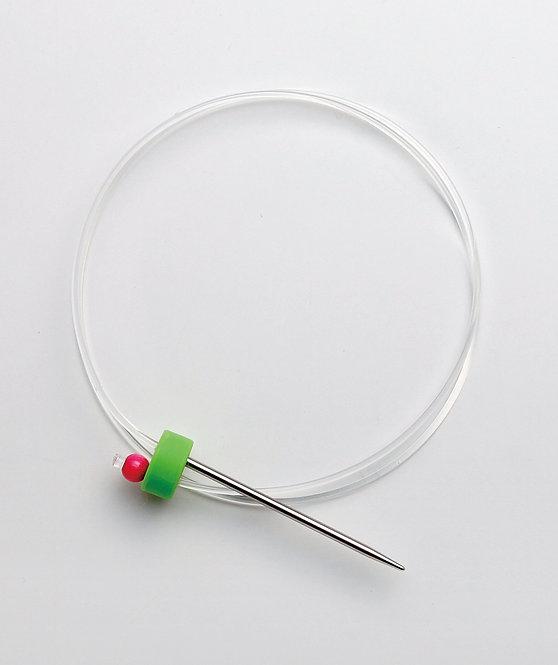 Clover Circular Stitch Holder- Short  - 3161