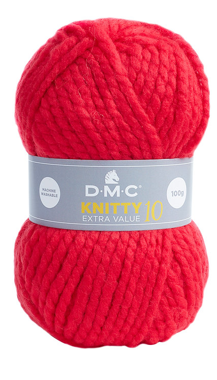DMC Knitty Wool No. 10 Just Knitting - 8114