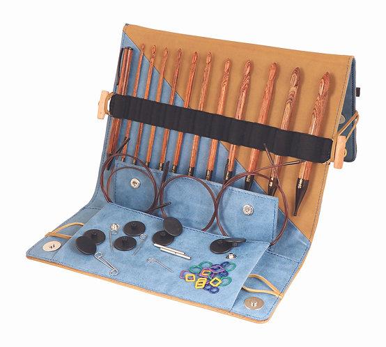 KnitPro Ginger Afghan Crochet Hook Set 31286