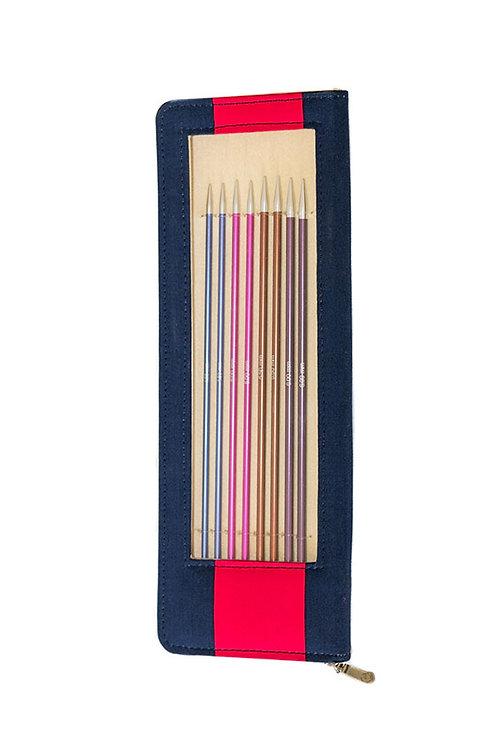 Knitpro Zing Single Pointed Needles Set 47406