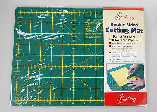 SewEasy Double Sided Cutting Mat Small- ER4093