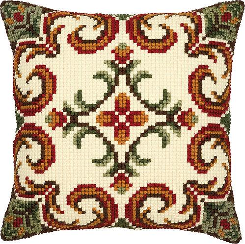 VERVACO Cross Stitch Cushion Kit Geometrical - PN-0008593