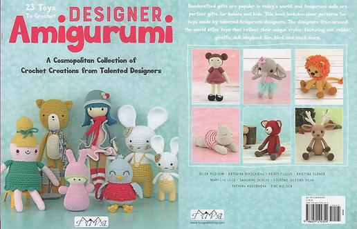 Designer Amigurumi - 6390-1