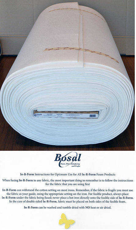 Bosal In-R-Form Sew In 492