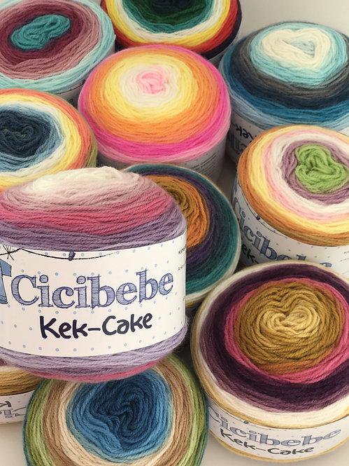 Kamgarn Cicibebe Kek-Cake