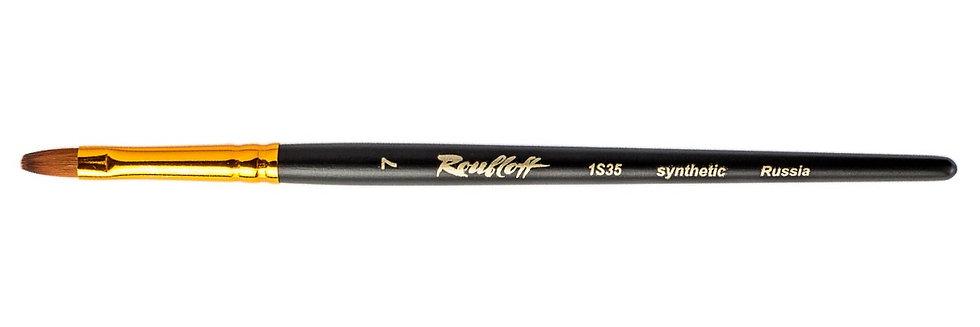 Roubloff Oval Brush No. 7-1S35-7