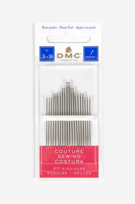 DMC Sewing Needles Size 3-9 1770/2