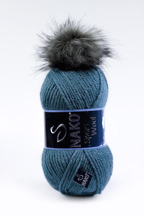 Nako Sport Wool Pompom