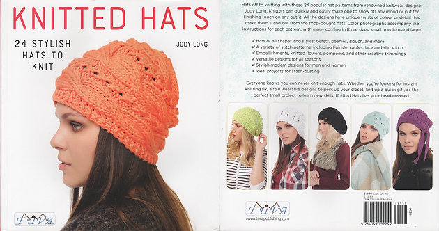 Knitted Hats 6250-1