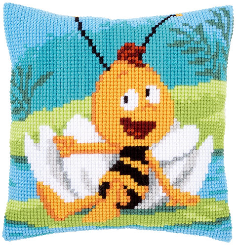 VERVACO CROSS STITCH CUSHION KIT PN-0161578