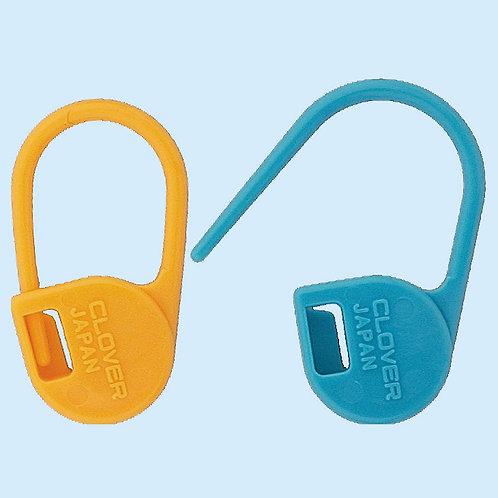 Clover Jumbo Locking Stitch Markers- 3109