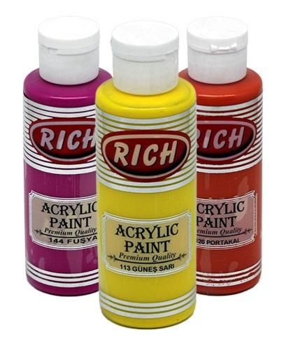 Rich Acrylic Paint 130cc