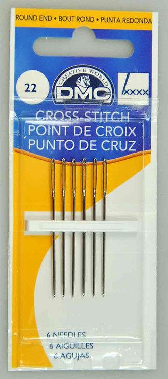 DMC Cross-stitch Needles