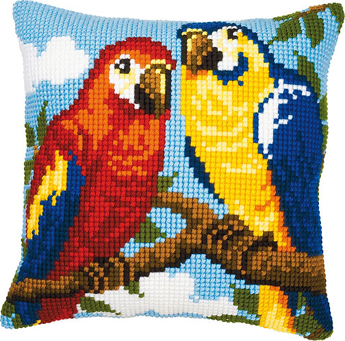 VERVACO CROSS STITCH CUSHION KIT PN-0008570
