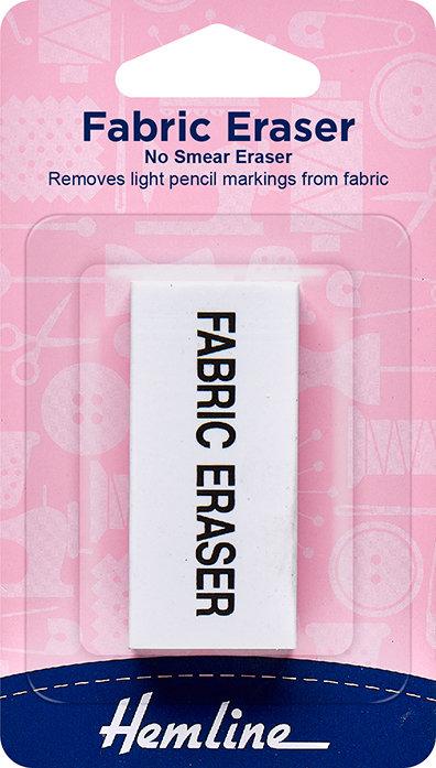 Hemline Fabric Eraser (291/ERASER)