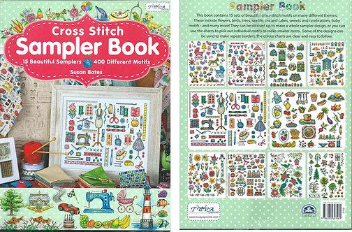 Cross Stitch: Sampler Book 5750-1