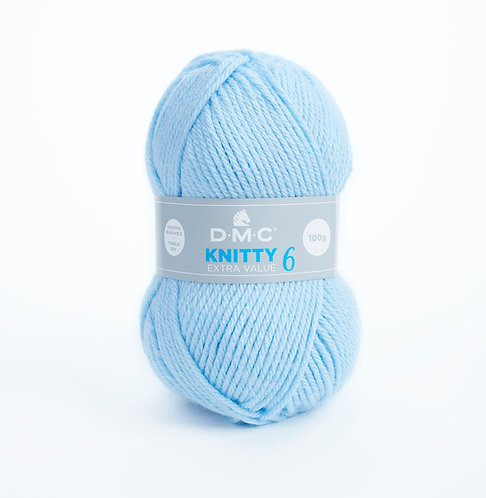 DMC Knitty Wool No. 6 Just Knitting - 8115