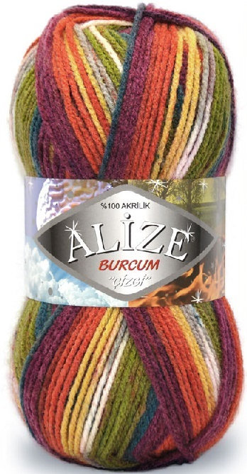 Alize Burcum Cizgi