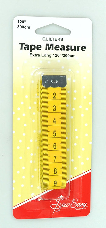 SewEasy Quilters Tape Measure