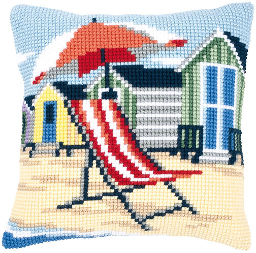 VERVACO CROSS STITCH CUSHION KIT PN-0145641