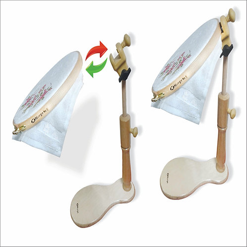 Nurge Seat Embroidery Stand