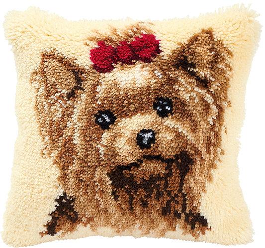 VERVACO Latch Hook Cushion Kit Dog - PN-0014144