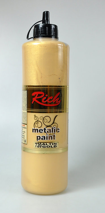 Rich Metallic Paints 700cc