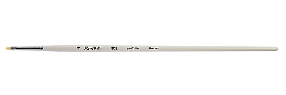 Roubloff Flat Brush No.4-1B22-4