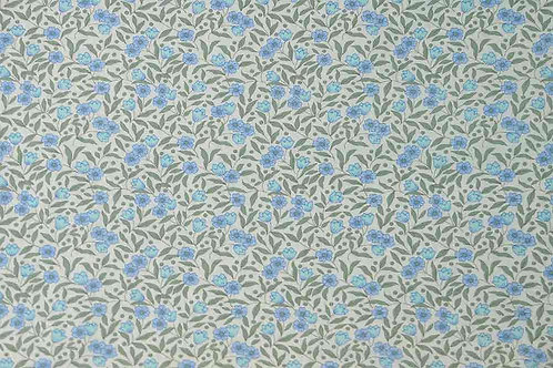 Printed Cotton Patchwork Fabric - 6100-10