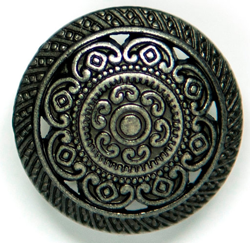 Hemline Sewing and Craft Buttons - Metallic