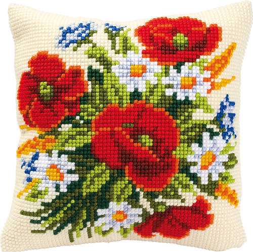 VERVACO CROSS STITCH CUSHION KIT PN-0008562