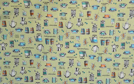 Printed Cotton Patchwork Fabric - AP-91407-2