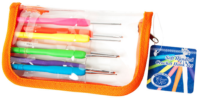 Classic Knit Crochet Hook Set T1925