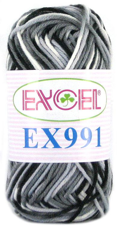 Excel Crochet Yarn EX991C