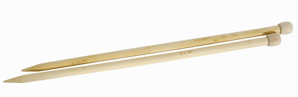 Hoooked Knitting Bamboo Needle -12mm (U1737/12)