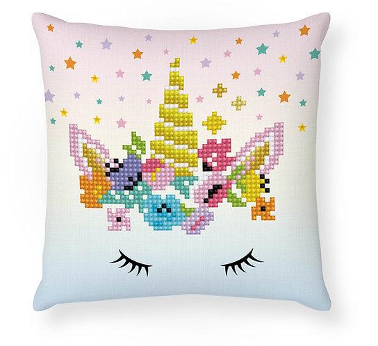 Diamond Dotz Mini Pillow- Flower Crown (DDP2.044)