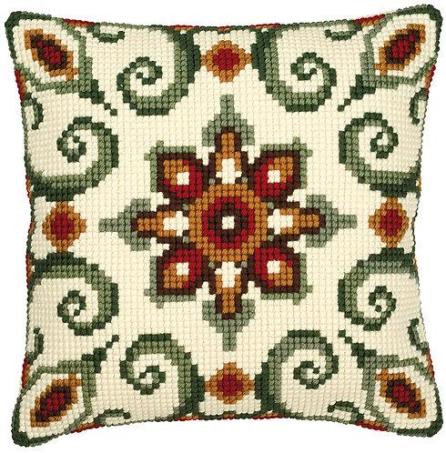 VERVACO Cross Stitch Cushion Kit Geometrical - PN-0008595