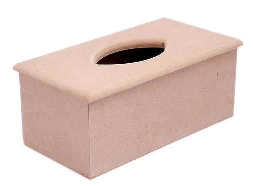 TISSUE BOX-LOOSE LID-W525