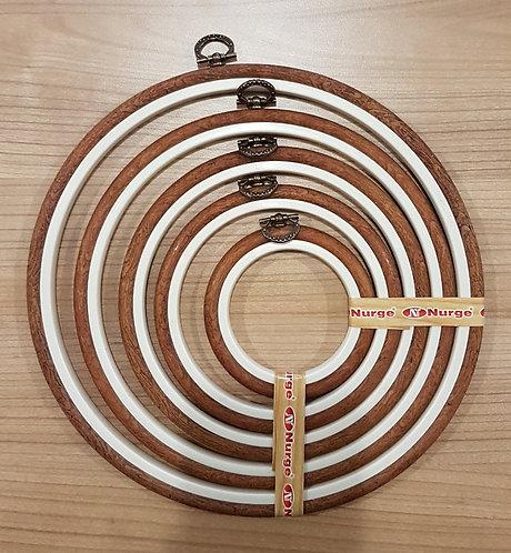 Nurge Round Flexi Hoop with Grid