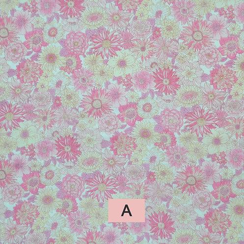 Printed Cotton Fabric AP05908