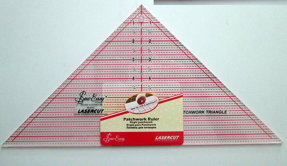 SewEasy 90 Deg. Triangle Ruler - NL4172