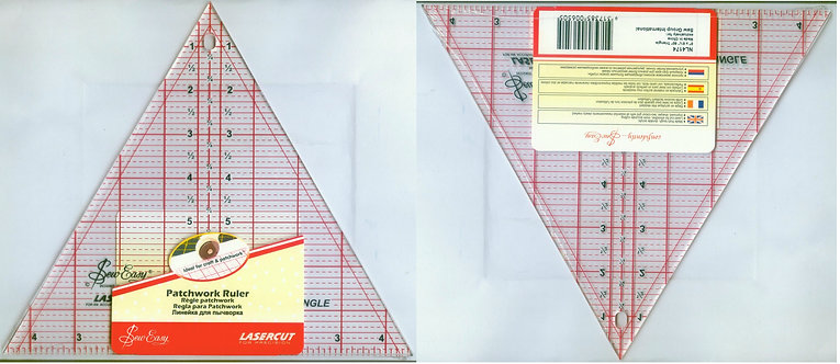 SewEasy Patchwork Ruler NL4174